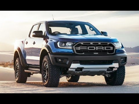 World Premiere 2018 Ford Ranger Raptor Revealed In