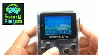 Minimum Game Boy Advance | FUNNYPLAYING Retro Mini Classic Games Rom Test