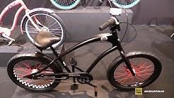 2019 Electra Bicycles Straight 8 Cruiser Bike - Walkaround - 2018 Eurobike