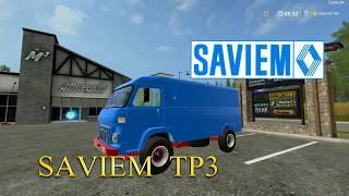FS17      construction beta SAVIEM TP3  4x4