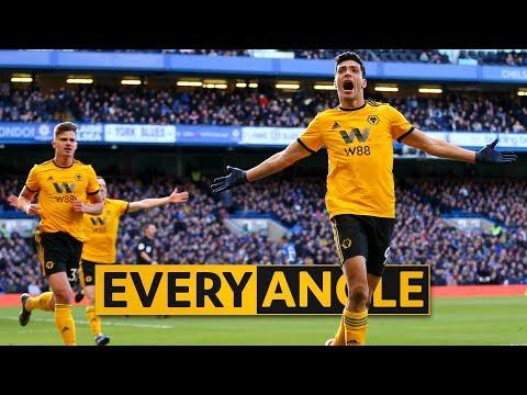 Jimenez v Chelsea | Every Angle