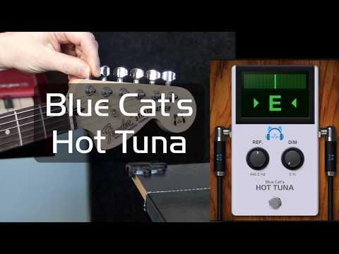 Blue Cat's Hot Tuna: The Tuner Plug-In