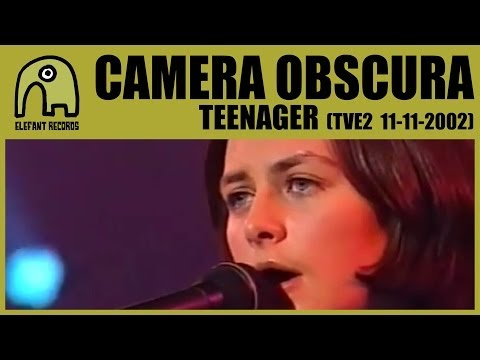 CAMERA OBSCURA - Teenager [TVE2 - Conciertos Radio 3 - 11-11-2002] 7/7