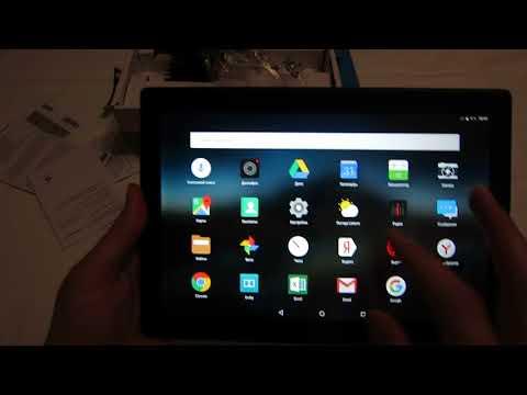 "Распаковка И Обзор планшет Lenovo Tab 4 TB-X304l 10.1"" 16Gb LTE"