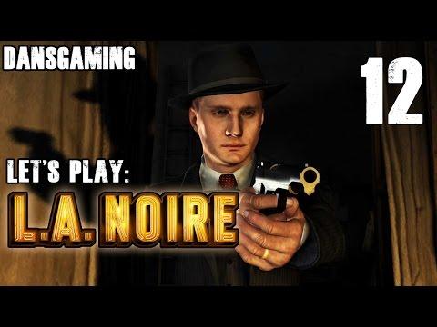 Let's Play: L.A. Noire - Part 12 - Homicide Desk .:. The Studio Secretary Murder
