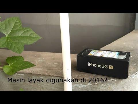 iPhone 3GS - Masih layak digunakan di 2016 ???