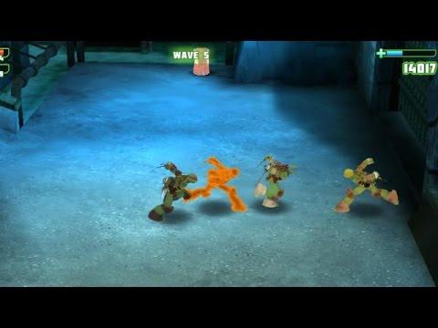 Teenage Mutant Ninja Turtles Ninja Turtle Tactics 3D - Super Heroes Games 4 Kids
