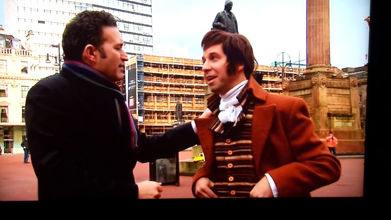 Download Robert Burns Live on Scottish television again!