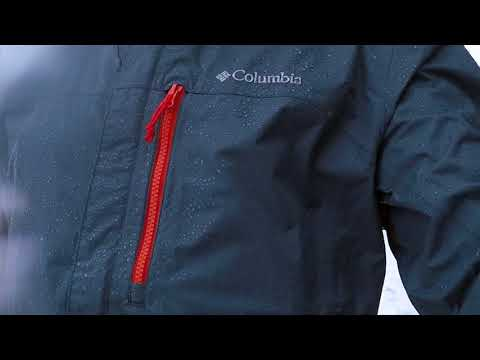 Produkttest COLUMBIA Pouring Adventure Jacket Hardshelljacke