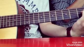 Thả Vào Mưa - Trung Quân Idol | Acoustic Guitar Cover
