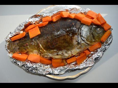 Рыба запеченная, рецепты с фото на : 917