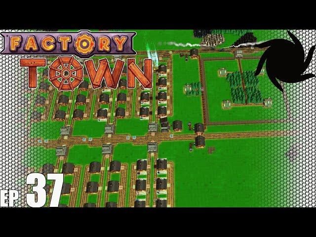 Factory Town Grand Station - 37 - Something Something Something