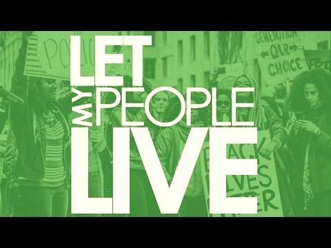 Let My People Live (Official Lyric Video)