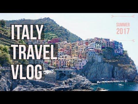 Italy Travel Vlog - Summer 2017