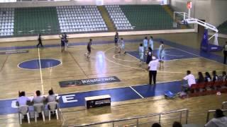 Y Beyazıt Üniv Rize İKE s k Genç Bayanlar Basketbol Müs 05 09 2015 2