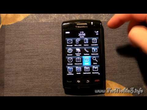 Recensione di BlackBerry Storm 2 9520