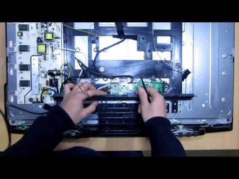 видео: Оживляем телевизор saturn 32
