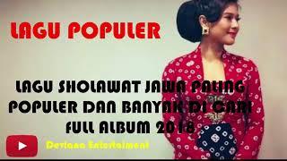 Lagu Sholawat Paling Populer Dengan Bahasa Jawa Full  Album  2018