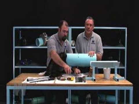 Lesson 4: MECHANICAL JOINT INSTALLATION FOR PVC PIPE
