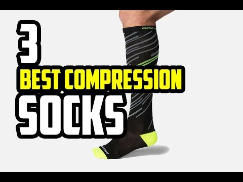 Top 3 Best Compression Socks 2019 2020 | Review & Buying Guide