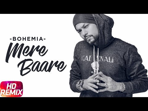 Mere Baare (Remix) | Bohemia | Latest Punjabi Remix Song | Speed Records