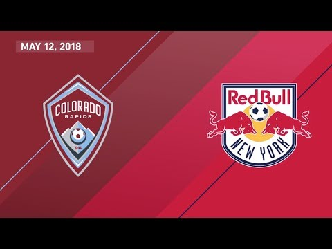 HIGHLIGHTS: Colorado Rapids vs. New York Red Bulls | May 12,