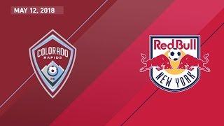HIGHLIGHTS: Colorado Rapids vs. New York Red Bulls | May 12, 2018