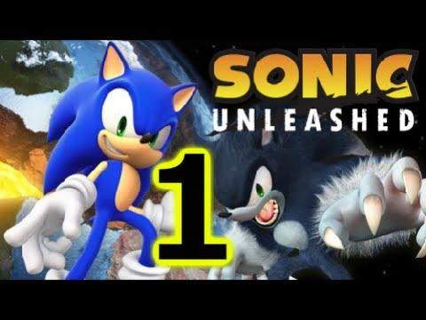 Sonic Unleashed - Español (Parte 1)
