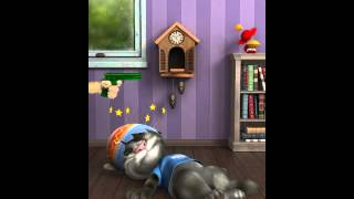 Talking Tom making sex noise