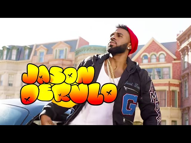 Jason Derulo - Get Ugly [Official Music Video]