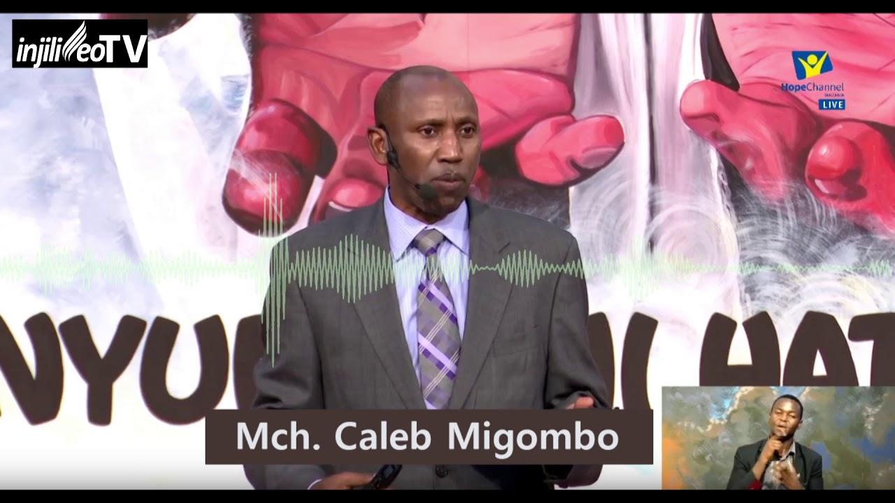 """""""Vile wazazi wako walikuwa wanafanya, ndivyo unavyofanya"""" -Mch. Migombo"""