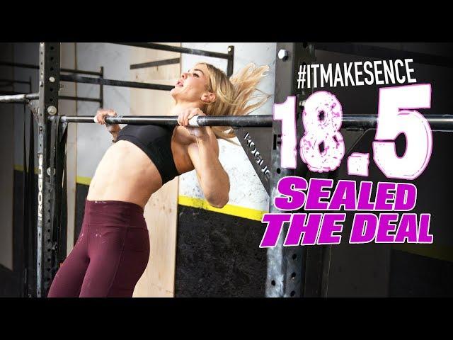 Brooke Ence - 18.5 Sealed The Deal