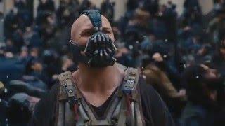 видео Бэтмен против Бэйна. Финальная битва. Где детонатор? Темный рыцарь: Возрождение легенды. 2012.