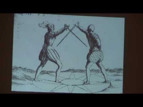 """А. Л. Синклер. """"Еволюція фехтувальної та бійцівської системи..."""" Ч.2."""