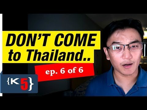 DON'T come to Thailand, go to the Philippines (ep.6/6)