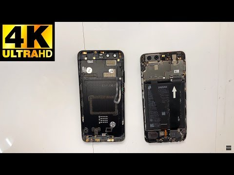 Huawei P10 - замена экрана разборка / Disassembly Screen Replacement