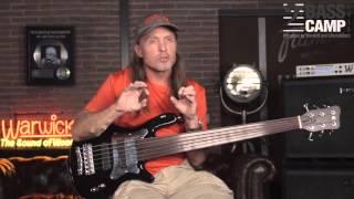 Bass Camp 2015 - Steve Bailey Full Interview