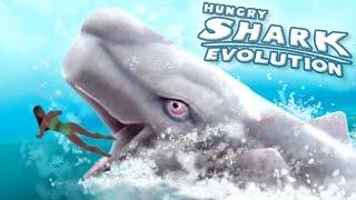 new shark moby dick    hungry shark evolution ep 26 hd