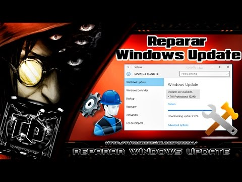 Reparar Windows Update en Windows 10