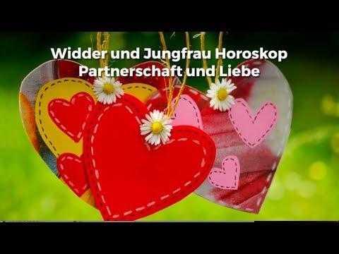 ♡ ♡ Widder Jungfrau Partner Horoskop