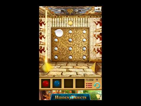 100 Floors World Tour Egypt Level 9 Walkthrough Youtube