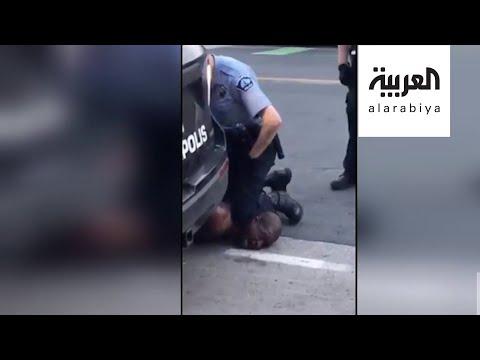 جديد الاحتجاجات ضد خنق الأميركي حتى موته  - نشر قبل 5 ساعة