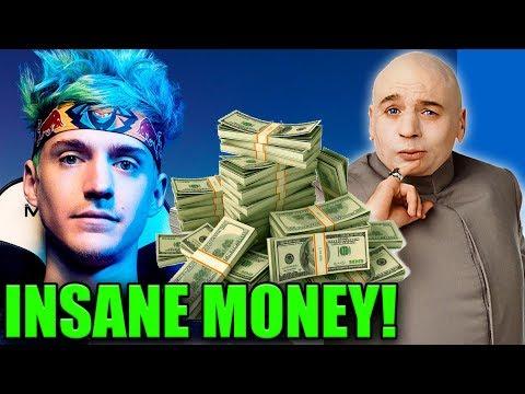"""Tyler """"Ninja"""" Blevins Received A Million Dollars To Promote Apex Legends"""
