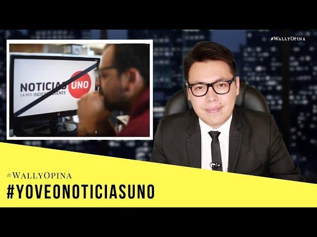 #YOVEONOTICIASUNO - #WALLYOPINA
