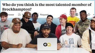 BROCKHAMPTON Goes Undercover on Reddit, YouTube and Twitter   GQ