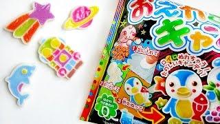 Японские вкусняшки. Конфеты из порошка Oekaki Canland. eBay
