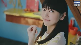 【日本廣告】新垣結衣的日清雞拉麵廣告系列非常吸引,因為人可愛麵看似...
