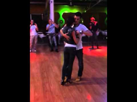 Morgan e irene kizomba milano - demo @La Piramide (Gallarate - Mi)