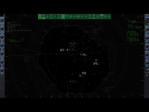 ATCpro Gameplay - Air Traffic Control Simulation