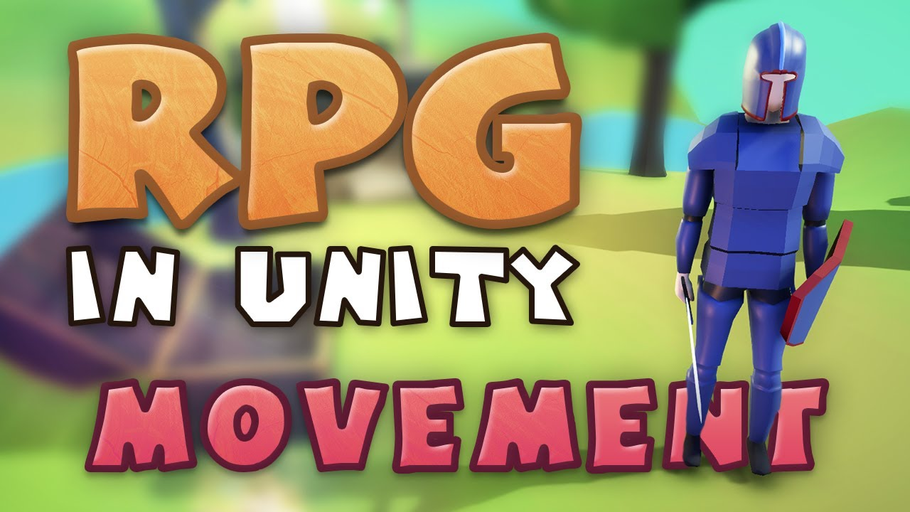 how to make an rpg unity